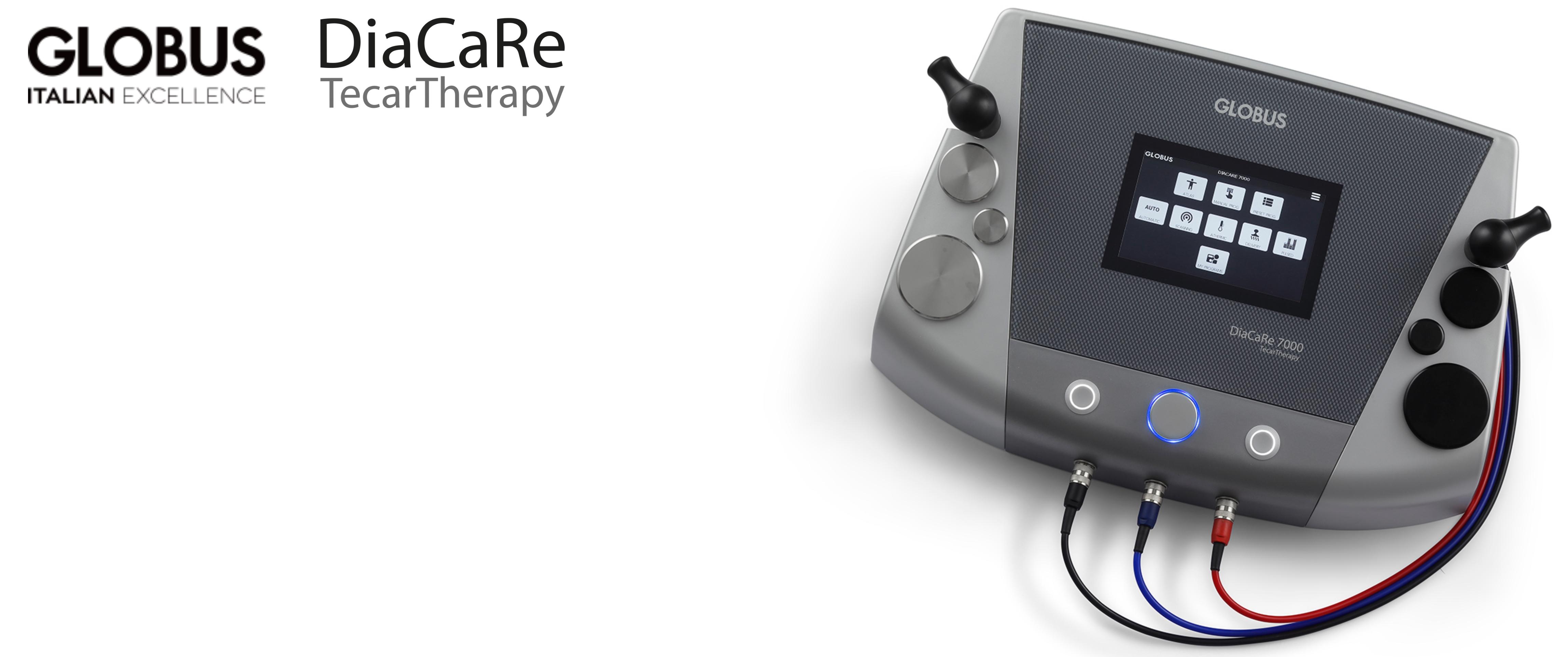 Tecarterapia Globus DiaCaRe