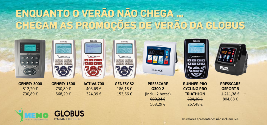 Promoções Verão Globus